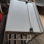 IDEAL Schneidetisch Papierschneidetisch Pappeschneidetisch 60x86cm