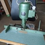 Einspindelpapierbohrmaschine Bohrmaschine Papier